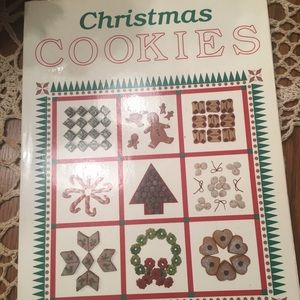 Christmas cookies cookbook